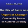 OC Human Relations Collaborates on Santa Ana Community Forum on Cultural Diversity and Conflict