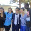 BRIDGES' Speaker Symposium at La Quinta High School Challenge Students to Get Informed and Unite for Change