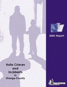 2004 Hate Crime Report