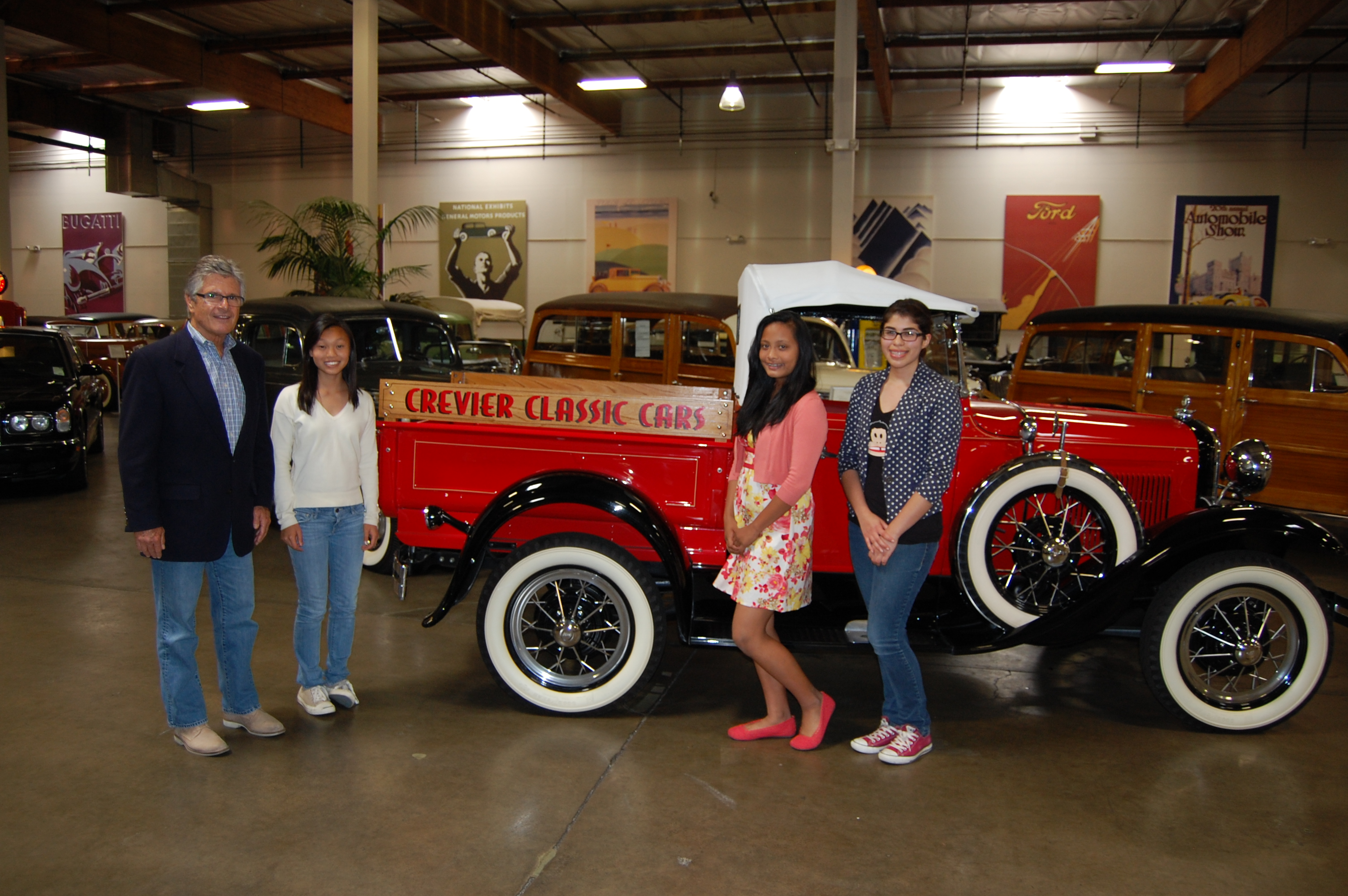 Crevier Classic Cars | OC Human Relations