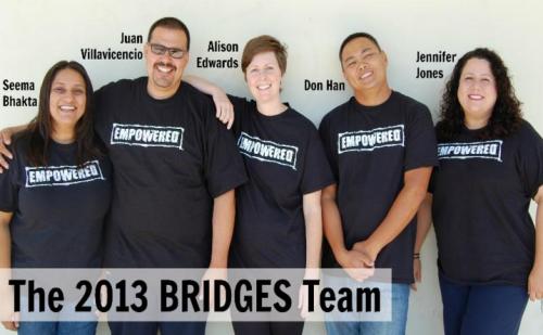 2013 BRIDGES Team OC Human Relations