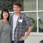 OC Human Relations Walk In My Shoes keynote speaker, Jonah Mowry and Mom