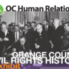 Civil Rights History Exhibit Opens on day of the Signing of the Civil Rights Act 50 Years Ago