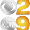KCAL 9 interview Melissa Morgan on Awards 45