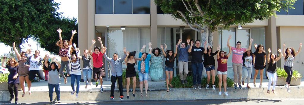 2014 Camp Pics Jumping