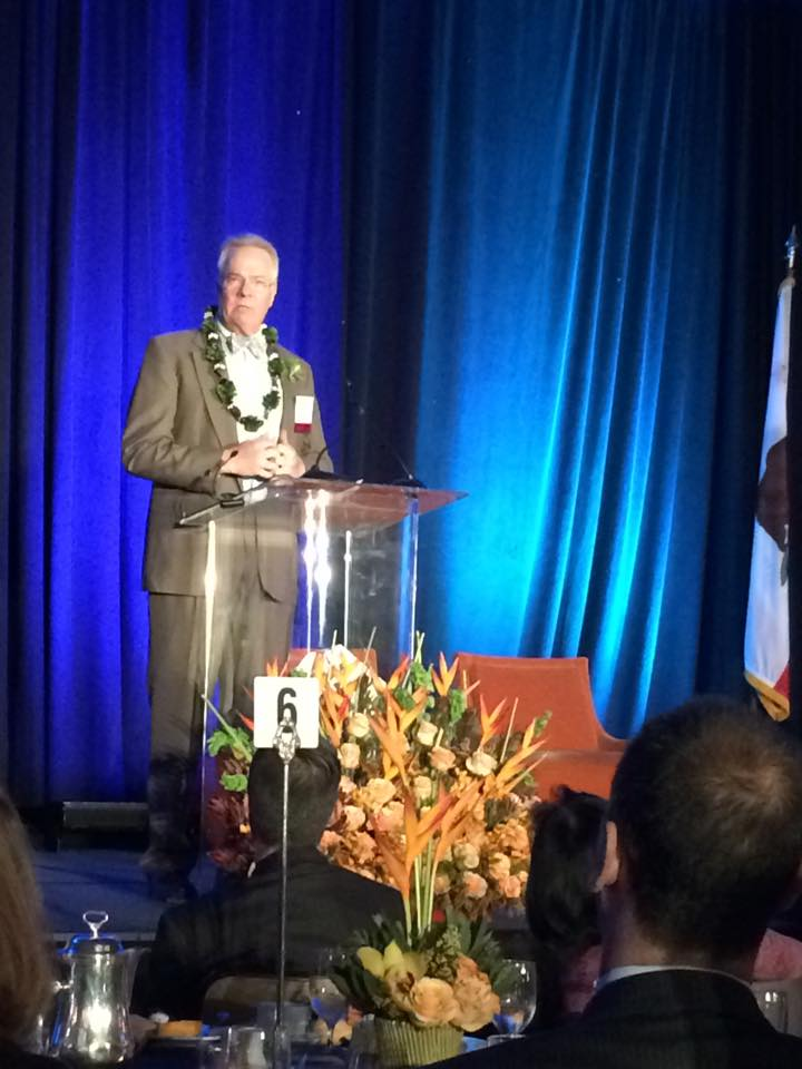 "CEO Rusty Kennedy honored as ""Outstanding Founder"""