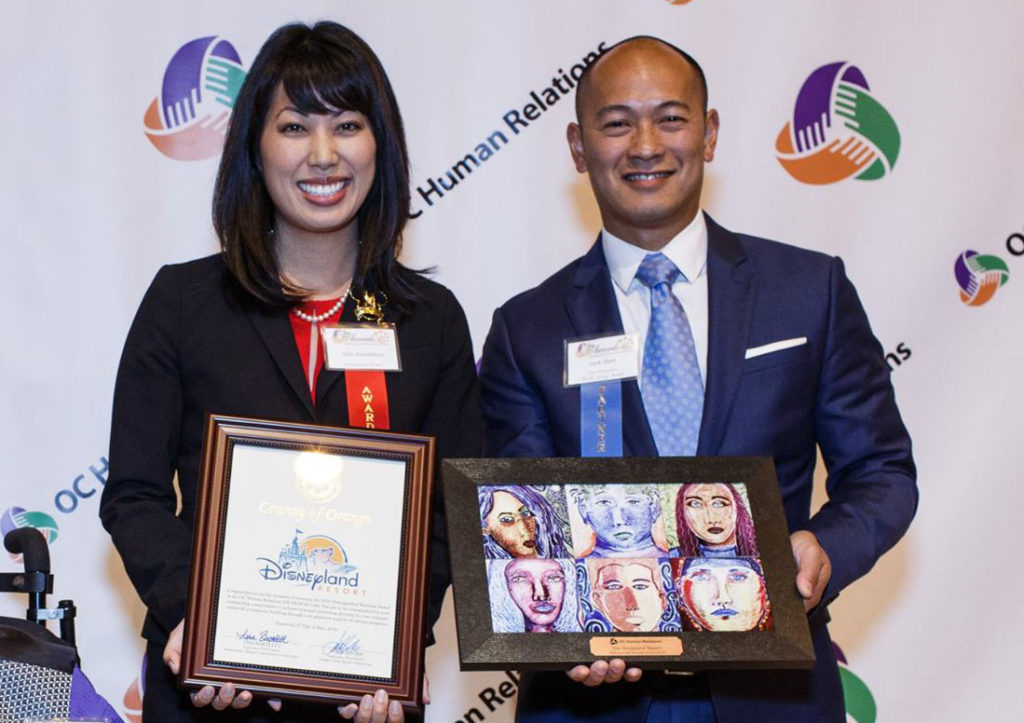 Disneyland Resort Honored with Diversity Award