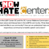 kNOw Hate in the LGBT Community