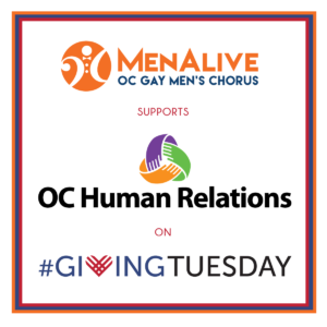 Giving Tuesday Benefit Concert for OC Human Relations @ Church of the Foothills | Santa Ana | California | United States