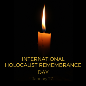 International Holocaust Rememberance Day