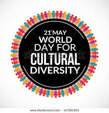 World Day for Cultural Diversity for Dialogue and Development.