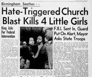 Birmingham Bombing (1963)