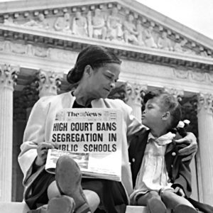 Brown v Board of Education (1954)