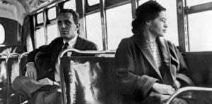 Rosa Parks Refuses To Give Up Seat (1955)