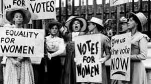 19th Amendment (Giving Women the Vote) Ratified (1920)