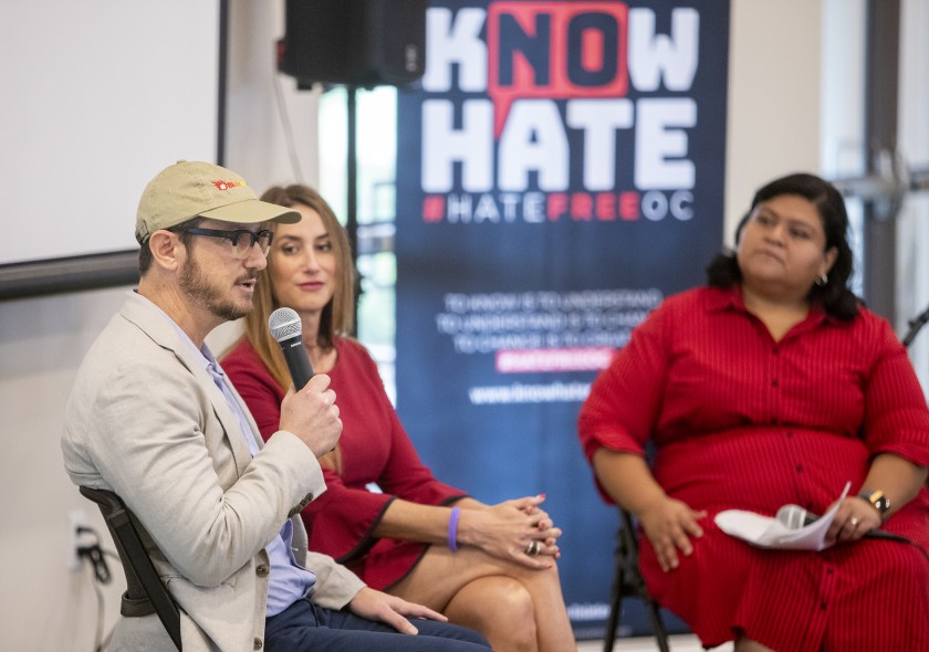 Hate crimes targeting Jews and the LGBTQ community rose in Orange County in 2018, study says