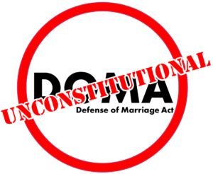 Defense of Marriage Act (DOMA) found unconstitutional (2013)