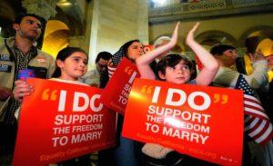 Same Sex Marriage Permitted in California (2013)