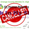 Walk In My Shoes Cancelled - Caronavirus concerns