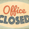 OC Human Relations Office Closed