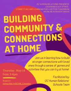 Connections Workshop #2