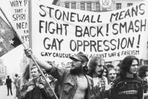 Stonewall Uprising Anniversary