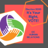 Right to Vote - Exercise it!