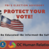 Election 2020: Protect Your Vote