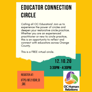 Education Connection Virtual Circle @ Online