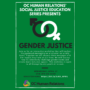 Social Justice Ed for High School Students - April 21