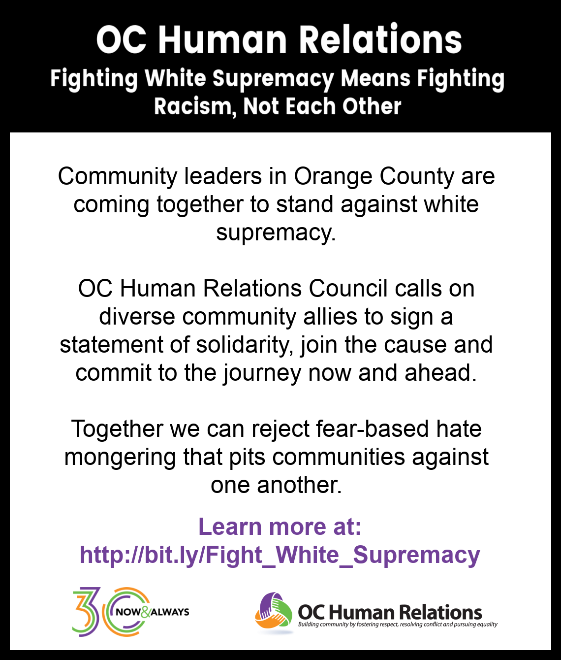 Fighting White Supremacy Means Fighting Racism, Not Each Other