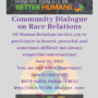 OCTogether Dialogue on Race Relations - June 22