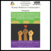 Students: Apply for Human Relations Ambassadors
