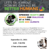 Sept 21 Dialogue: Being Better Humans Together